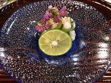 五感で味わう日本料理