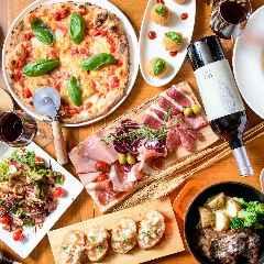ナポリピッツァとワインのお店 トン・ガリアーノ 大曽根店