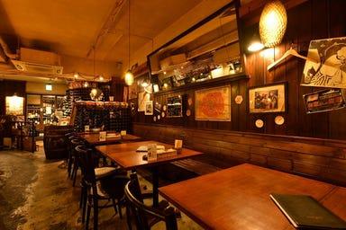袋町ワイン食堂 LE JYAN JYAN ‐ルジャンジャン‐ 店内の画像