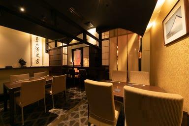 熟成刺身と旨い酒 京都 ひとしお  店内の画像