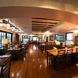 [貸切もOK!!] 広々3階は着席50名様/立食100名様まで貸切可能◎