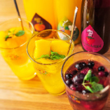 お好きなお酒と一品料理を囲んで仲間と気軽な飲み会をどうぞ!