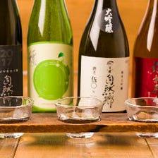 福島の知られざる銘酒をご用意