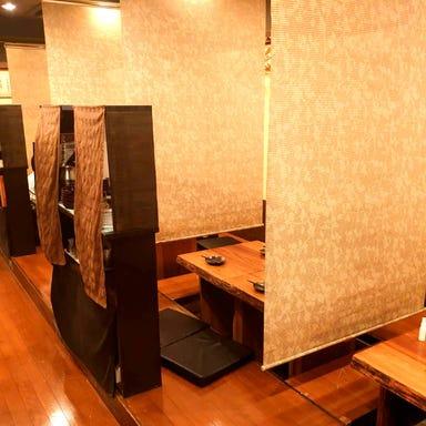 王道居酒屋 のりを 西本町店 店内の画像
