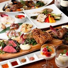 本格イタリアンを満喫!ご宴会コース