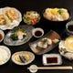白えび膳スペシャル2500円税別 白えびを味わうならこちら