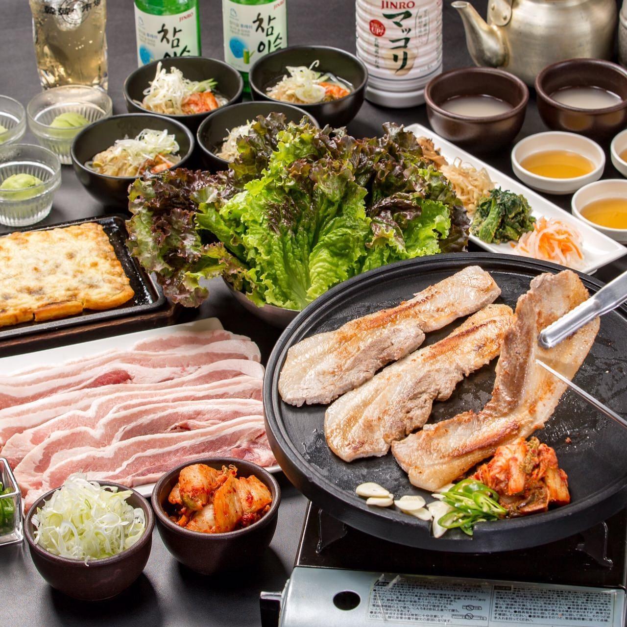 韓国居酒屋 チーズタッカルビ 韓韓市場 品川グランパサージュ店
