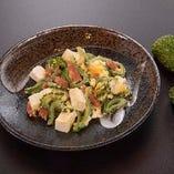 沖縄を代表する炒め物