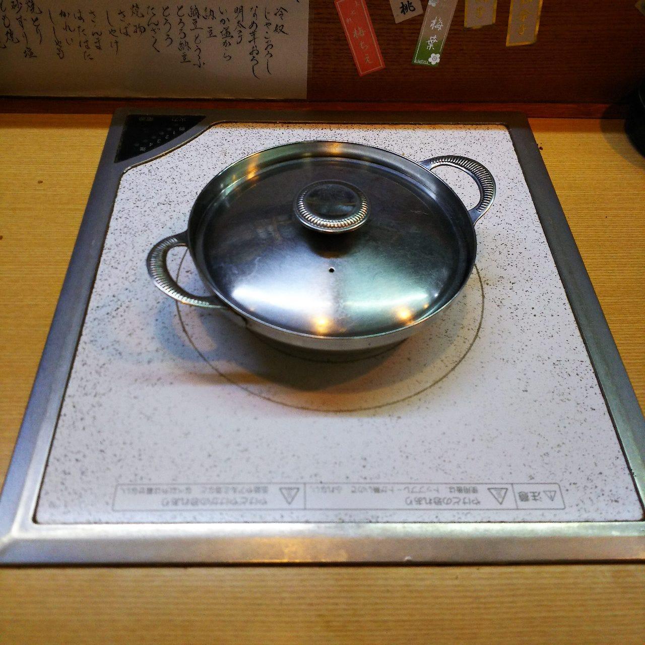 ◆季節の食材を活かした小鍋