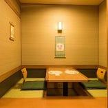 【完全個室】 ご接待・会食の他、記念日デートやお祝いにも最適