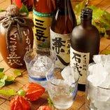 【美酒とともに楽しむ】 和食に合うお酒も各種取りそろえ