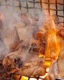 余分な脂を抜き、旨味だけを残す!! 薩摩郷土料理『炭火バラ焼き』