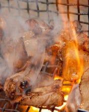 薩摩郷土料理・焼き鳥