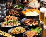 名物料理を満喫するなら 堪能・贅沢コースがおすすめ!