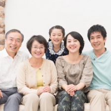 ご家族で大切なひとときを・・・