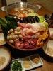 ちゃんこ風塩鍋コース 3,300円 (税込)