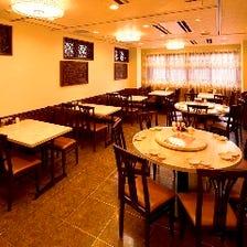 宴会個室貸切(15名~35名)