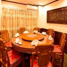 《宴会》大小様々な宴会個室完備!