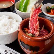 厳選肉のお得な定食14品!620円~