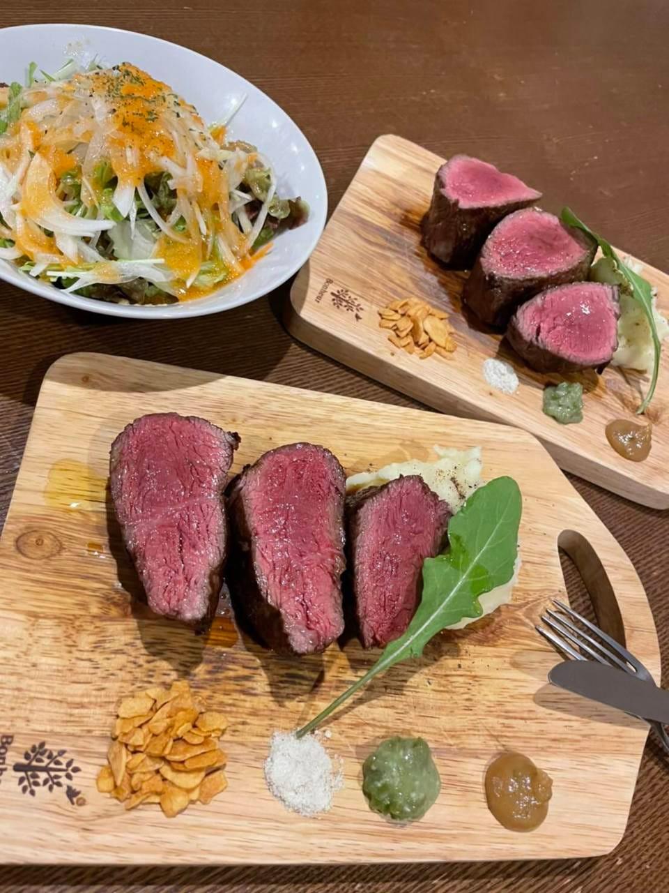 赤身ランプ・イチボ60分食べ放題!!