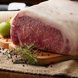 【サーロイン】良い肉が入ると、どのように召し上がっていただこう、と心が踊ってしまいます