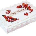 【結婚式2次会】ウエディングケーキも!詳しくはご相談下さい。