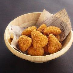 クロケット  /生ハム/トリュフ香る/ポルチーニ茸/イベリコ豚/チーズリゾット/マッシュルームリゾット/