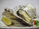 生牡蠣&蒸し牡蠣