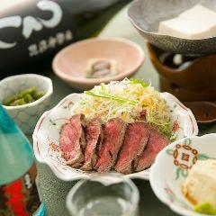湯豆腐 和牛ステーキ 嵐山 庵珠