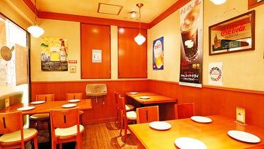 Pダイニング 京都アバンティ店 店内の画像