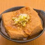 煮込み豆腐