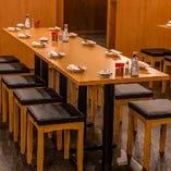 【テーブル席】 2~10名様