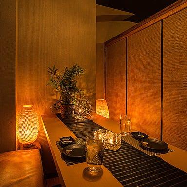 完全個室居酒屋 九州さつき 六本木店 店内の画像