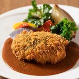 ◆メイン◆ ソースも選べるセレクトディッシュで豊かな食事を