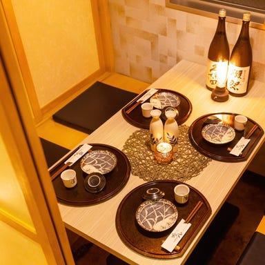 炭火焼鳥専門×全席個室居酒屋 吟八 日本橋店 店内の画像