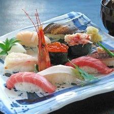 荻窪のおすすめ お寿司ランチ