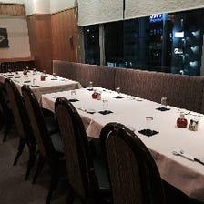 宴会に最適な完全個室最大16名様まで