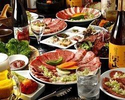 宴会コースは3,000円からご用意しております。