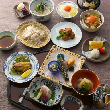 とり処 季節料理 京富庵  コースの画像