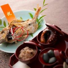 【お食い初めプラン】鯛の塩焼き付※2日前までに要予約