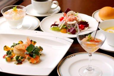 倉敷ロイヤルアートホテル レストラン 八間蔵 コースの画像