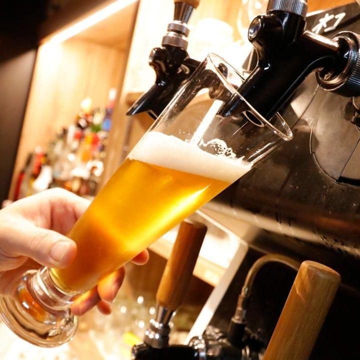 タップマルシェのクラフトビール