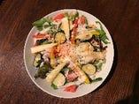 10種野菜のシーザーサラダ
