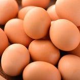 こだわりの食材多数!希少な卵やフルーツなど、、