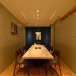 テーブル席個室 1(~6名様)