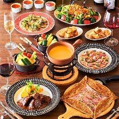 The Latria Table HEARTH 恵比寿