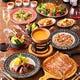 今年の1番人気♪牛ほほ肉の赤ワイン煮込み&チーズフォンデュ