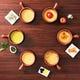 選べる6種類のチーズフォンデュソース♪