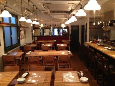 ワイン食堂ヴィンセント 用賀店  店内の画像