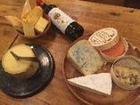 フランス産熟成チーズ盛り合わせ